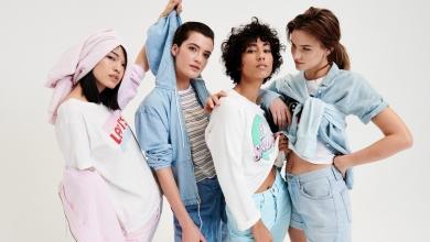 Vogue X Levi's